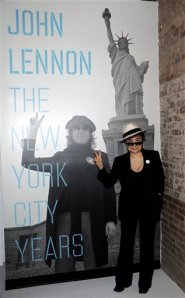 John Lennon Exhibit