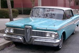 Skikkelig amerikaner (Ford Edsel fra 60-tallet)