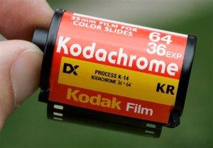 Kodachromes Demise