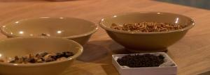 Morgendagens gourmetmåltid for miljøvennlige kjøttspisere. Skjermdump fra NRK.no
